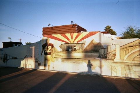 allegra hyde mural